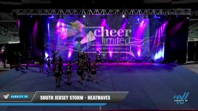 South Jersey Storm - Heatwaves [2021 L2 Senior - Medium] 2021 Cheer Ltd Open Championship: Trenton