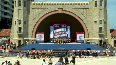 West Virginia University [2018 Intermediate All-Girl Division IA Prelims] NCA & NDA Collegiate Cheer and Dance Championship
