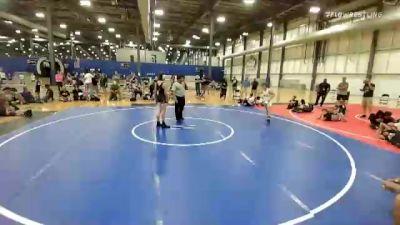 125 lbs Rr Rnd 3 - Drake Blasi, Missouri Outlaws vs Brayden Chandler, The Funky Singlets