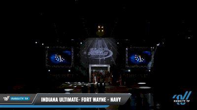Indiana Ultimate- Fort Wayne - Navy [2021 L2 Junior - Medium Day 2] 2021 The U.S. Finals: Louisville
