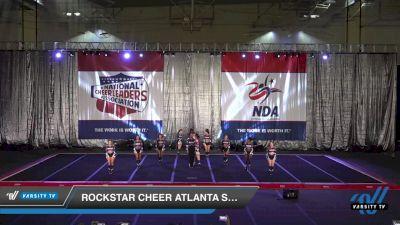 Rockstar Cheer Atlanta South Click5 [2021 L5 Senior Coed] 2021 NCA Atlanta Classic DI & DII