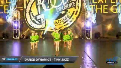 Dance Dynamics - Tiny Jazz [2020 Tiny - Jazz Day 1] 2020 Encore Championships: Houston DI & DII
