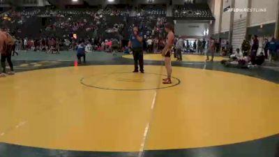170 lbs Quarterfinal - Austin Miller, Norfolk Senior High vs Trevor Summers, Southeast Iowa Elite