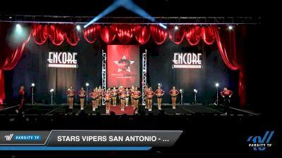 Stars Vipers - San Antonio - Royal Cobras [2019 Senior Coed - Small 5 Day 1] 2019 Encore Championships Houston D1 D2