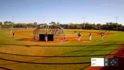 Marietta vs. Wooster - 2020 Snowbird Baseball