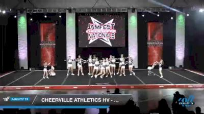 CheerVille Athletics HV - Wicked [2021 L3 Junior - Small - B Day 2] 2021 JAMfest Cheer Super Nationals
