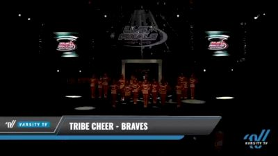 Tribe Cheer - Braves [2021 L3 Youth Day 1] 2021 The U.S. Finals: Kansas City