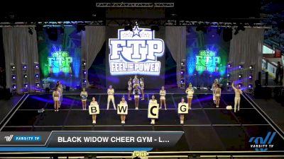 Black Widow Cheer Gym - Love [2020 L6 International Global - Coed Day 2] 2020 Feel The Power East