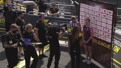 Replay: Super League Triathlon: London | Sep 5 @ 10 AM