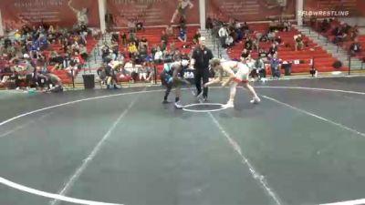 74 kg Consolation - Jarrett Jacques, Tiger Style Wrestling Club vs Joshua Ogunsanya, New York City RTC