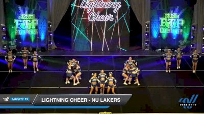 Lightning Cheer - NU Lakers [2020 L7 International Open NT Day 1] 2020 Feel The Power East