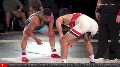 65 kg Rr Rnd 2 - Kevin Jack, Wolfpack RTC vs Alec Pantaleo, Cliff Keen Wrestling Club