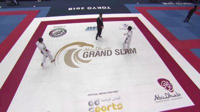 Marcelino de Freitas vs Hirokuni Ito 2018 Abu Dhabi Grand Slam Tokyo