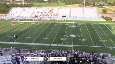 Georgetown vs. Liberty Hill - 2021 Liberty Hill vs Georgetown