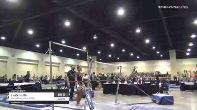 Leah Smith - Bars, World Champions #1055 - 2021 USA Gymnastics Development Program National Championships