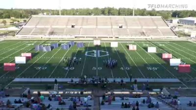 """New Caney High School """"New Caney TX"""" at 2021 USBands Baytown Showcase"""