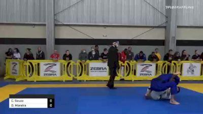 Carlos Souza vs Danilo Moreira 2020 American National IBJJF Jiu-Jitsu Championship
