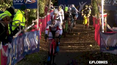 2017 Flandriencross Men's Elite Race Highlight Video