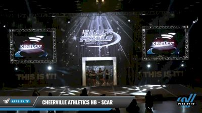 CheerVille Athletics HB - Scar [2021 L1.1 Youth - PREP Day 1] 2021 The U.S. Finals: Louisville
