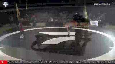 65 kg Quarterfinal - James Green, NJRTC/SERTC vs Brayton Lee, Gopher WC