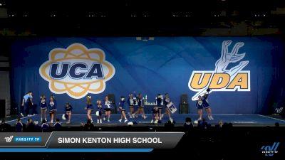Simon Kenton High School [2018 Small JV Day 1] 2018 UCA Bluegrass Championship