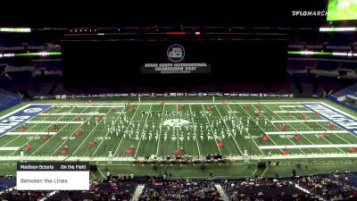 Replay: High Cam - 2021 REBROADCAST: DCI Celebration | Aug 13 @ 6 PM