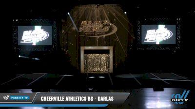 CheerVille Athletics BG - Darlas [2021 L1 Tiny - Novice - Exhibition Day 1] 2021 The U.S. Finals: Louisville