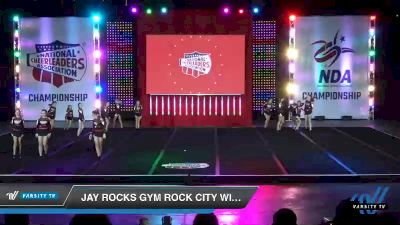 - Jay Rocks Gym Rock City Wildcats [2019 Junior - Small 2 Day 1] 2019 NCA North Texas Classic