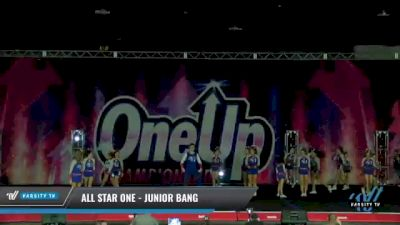 All Star One - Junior Bang [2021 L4 - U17 Coed Day 1] 2021 One Up National Championship