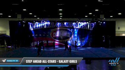 Step Ahead All-Stars - Galaxy Girls [2021 L2 Junior - D2 - Medium Day 2] 2021 ACP: Tournament of Champions