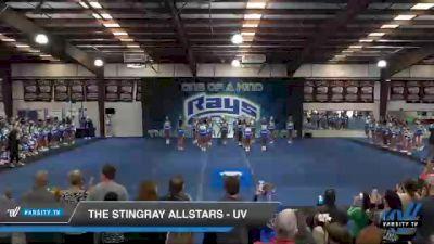The Stingray Allstars - UV [2020 L4.2 Senior Medium] 2020 The Stingray Allstars Gym Jam