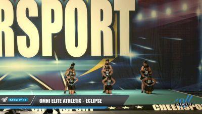 Omni Elite Athletix - Eclipse [2021 L1.1 Youth - PREP - D2 Day 1] 2021 CHEERSPORT: Charlotte Grand Championship