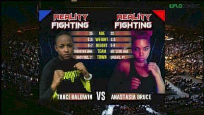 Traci Baldwin vs. Anastasia Bruce Reality Fighting Replay
