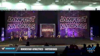 Rockstar Athletics - Notorious [2021 L2 Junior - D2 - Small Day 1] 2021 JAMfest: Louisville Championship