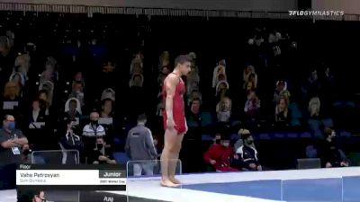 Vahe Petrosyan - Floor, Gym Olympica - 2021 Winter Cup & Elite Team Cup