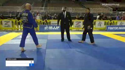JOHN DAVID BARRERA vs KENNETH JAY BERMAN 2020 World Master IBJJF Jiu-Jitsu Championship