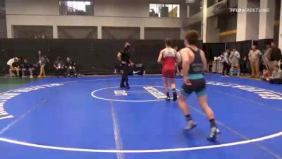 57 kg Quarterfinal - Hunter Adrian, Massachusetts vs Sheldon Seymour, Lehigh Valley Wrestling Club