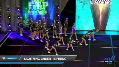 Lightning Cheer - Inferno [2020 L2 International Junior Day 2] 2020 Feel The Power East