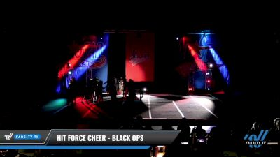 Hit Force Cheer - Black Ops [2021 L4 International Open Coed Day 3] 2021 ASCS: Tournament of Champions & All Star Prep Nationals