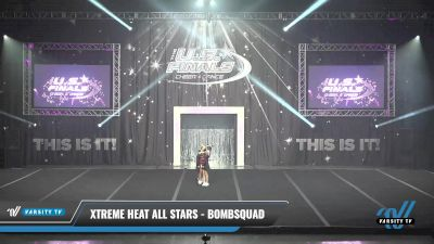 Xtreme Heat All Stars - Bombsquad [2021 L1 Mini - Novice Day 1] 2021 The U.S. Finals: Sevierville
