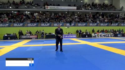 SÁBATHA LAÍS FRANCISCO DOS SANTO vs MARGARET ROSE GRINDATTI 2020 European Jiu-Jitsu IBJJF Championship
