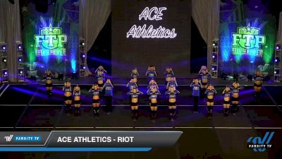 ACE Athletics - RIOT [2020 L6 International Open - NT - Coed Day 2] 2020 Feel The Power East
