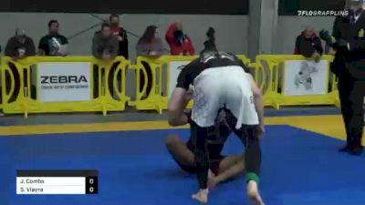 John Combs vs Saul Viayra 2020 American National IBJJF Jiu-Jitsu Championship