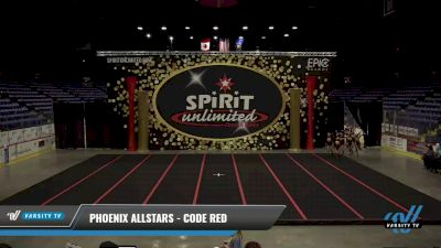 Phoenix Allstars - Code Red [2021 L1.1 Junior - PREP] 2021 PA Championship