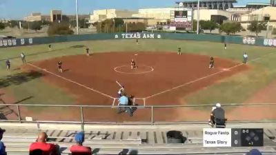 Texas Glory vs. Rogue Fastpitch - 2020 Bombers Exposure Weekend - Old Aggie Field - Pool Play