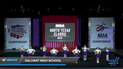 - Dalhart High School [2019 Game Day Band Chant - Small High School Day 1] 2019 NCA North Texas Classic