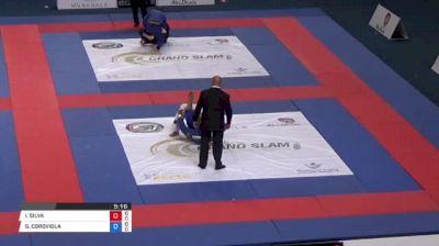 IGOR SILVA vs GUILHERME CORDVIOLA Abu Dhabi Grand Slam Rio de Janeiro