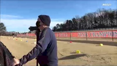 Full Replay - NCHSAA XC Championships - Finish Line Cam - Jan 22, 2021 at 8:14 AM CST