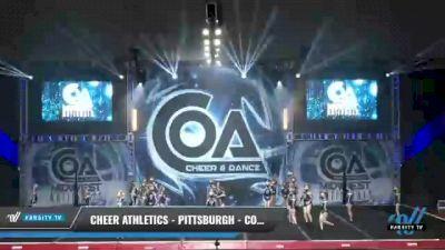 Cheer Athletics - Pittsburgh - CopperKitties [2021 L2 Mini - Medium Day 2] 2021 COA: Midwest National Championship