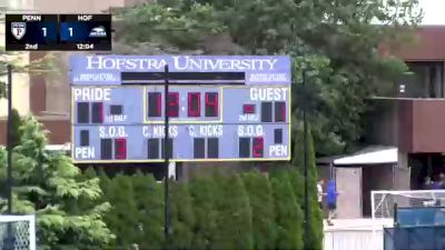 Replay: Penn vs Hofstra | Sep 5 @ 12 PM
